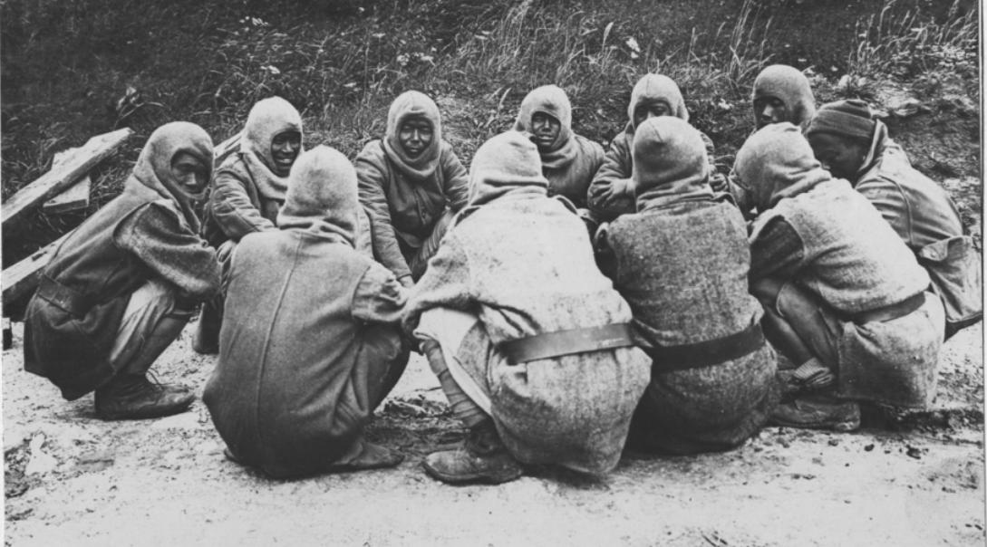 burmese troops