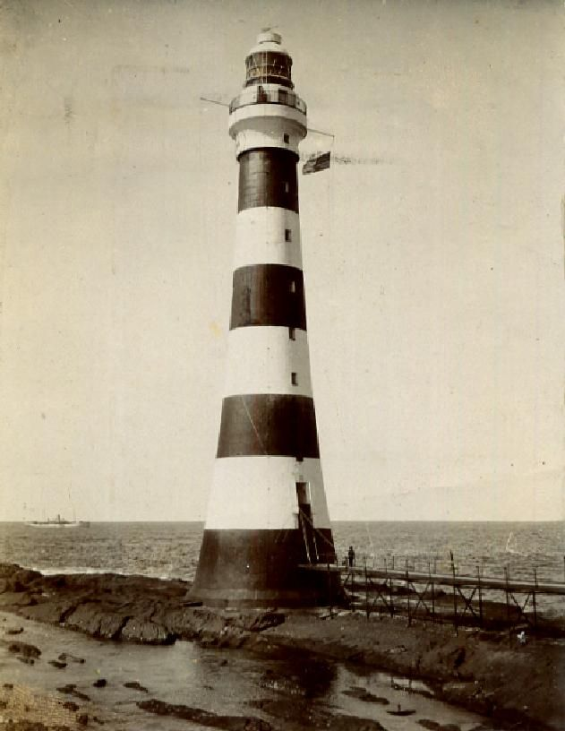 Alguada Reef Lighthouse